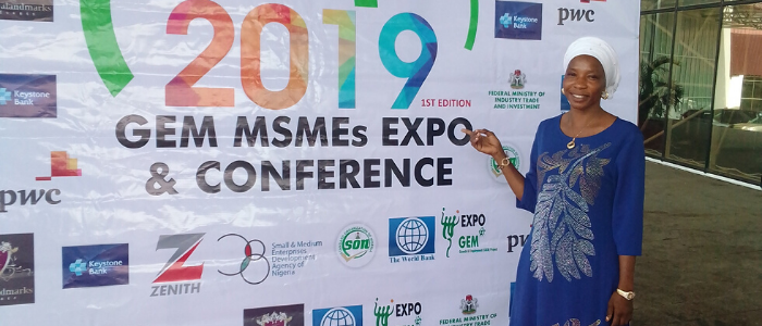 Kemas participation at the 2019 GEM Expo in Abuja, Nigeria.